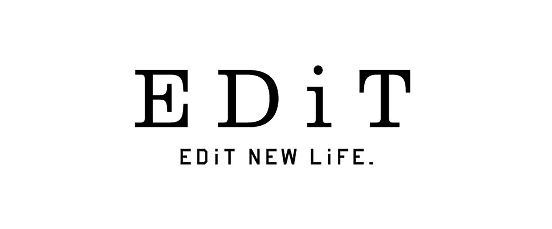 2021年版EDiT手帳「3・4月始まり」発売